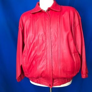 WOMAN LEATHER NORDSTROM JACKET